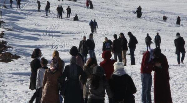 Diyarbakirli Liseliler, Karacadağ'da Sarikamiş Şehitlerini Andi