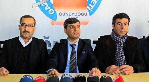 Diyarbakirli Sanayici Işadamlarindan Başbakan'a Destek Açiklamasi