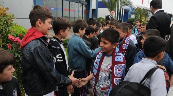 Diyarbakırlı Trabzonsporlular Trabzon'da