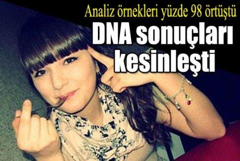 DNA sonuçları belli oldu!