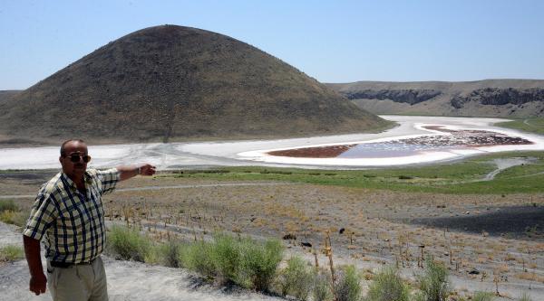 Doç. Dr. Arık: Baraj Ve Göllerdeki Rezervler Tükenme Noktasına Geldi