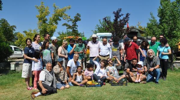 Doğa Aktiviteler Grubu Gölbaşı'nda Toplandı