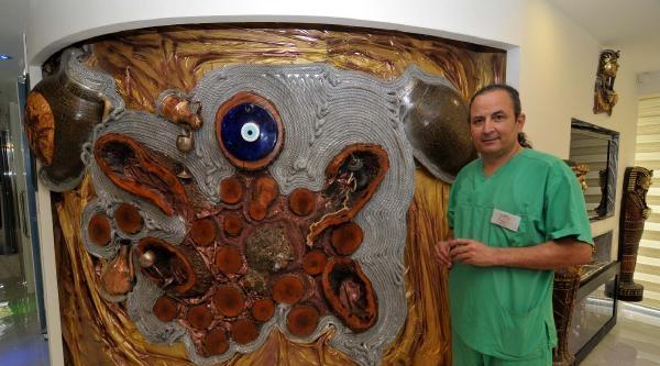Doğa, Sanat Ve Teknolojinin Buluştuğu Klinik