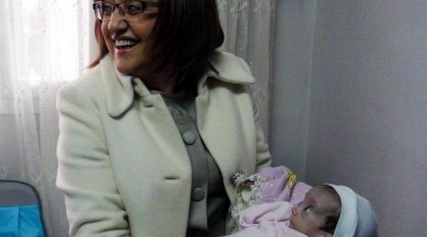 Doğmadan Yetim Kalan Dördüzlere Fatma Şahin'den Destek Sözü