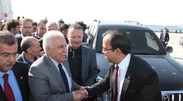 Doğu Perinçek: Öcalan Akp'li Oldu