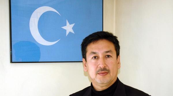 Doğu Türkistanlılardan Çin'e Tepki