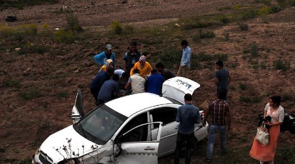 Doğubayazıt'ta Kaza: 1'i Ağır 4 Yaralı