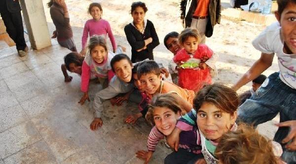 Doğubayazit'taki 200 Suriyeli Kamplara Gönderildi