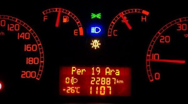 Doğu'da Sibirya Soğuklari Soluk Kesiyor