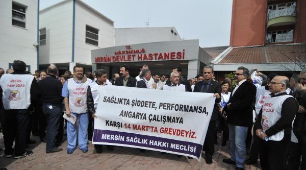 Doktorlar 14 Mart'ta İş Bırakıyor