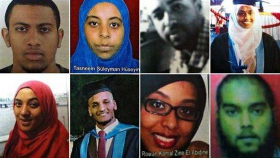 Dokuz tıp öğrencisi IŞİD'e katıldı!