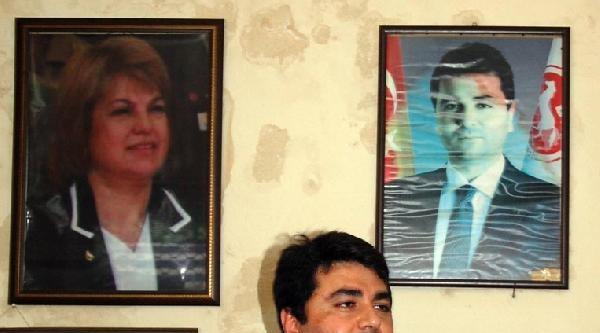 Dp Genel Başkanı Uysal Turgutlu'da İhsanoğlu'na Oy İstedi