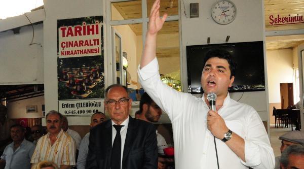 Dp Lideri Uysal, İhsanoğlu'na Destek İstedi
