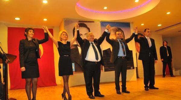 Dsp Genel Başkani Türker, Iktidari Ve Muhalefeti Eleştirdi