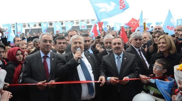 Dsp Genel Başkani Türker, Iktidari Ve Muhalefeti Eleştirdi (2)