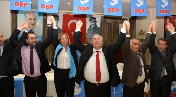 Dsp Genel Başkanı Türker, Mersin'de İktidari Ve Muhafeleti Eleştirdi (2)