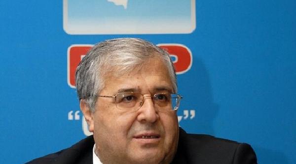 Dsp Genel Başkani Türker: Yeni Yil Adalet Ve Özgürlük Getirsin