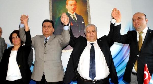 """Dsp Lideri Türker: """"Bodrum Belediye Başkan Adayimiz Baltutan"""""""