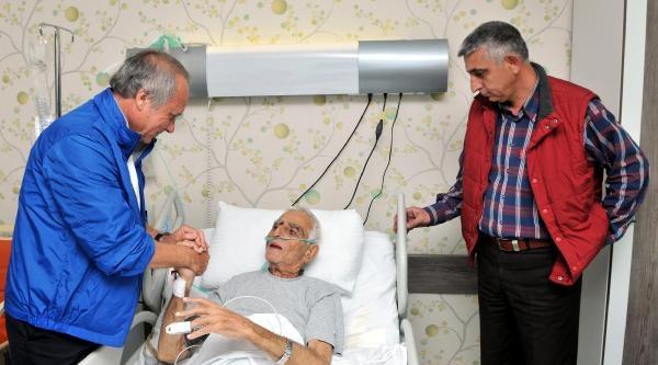 Dsp'li Adaydan Kılıçdaroğlu'nun Amcasına Ziyaret