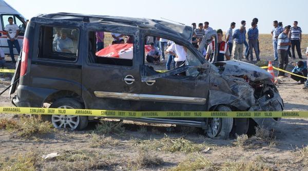 Düğün Dönüşü Kaza: 1 Ölü, 9 Yaralı