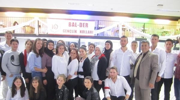Duisburg'da Bal-der'den 400 Kişilik İftar