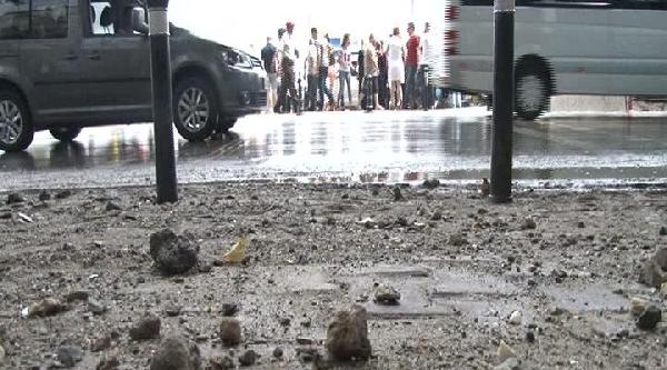 Dün Kaza Bugün Sel / Kabataş Su Altında Kaldı