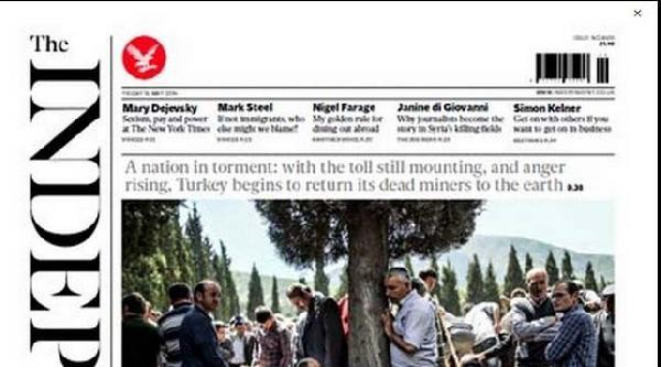 Dünya Basını: Ölü Sayısıyla Birlikte Öfke De Artıyor
