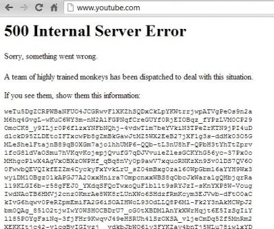 Dünya Devi YouTube Hacklendi