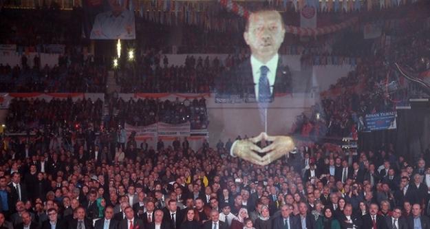 Dünya Erdoğan'ın bu görüntüsünü konuşuyor...