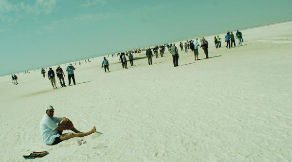 Dünya Fotoğrafçıları Tuz Gölü'nü Çekti