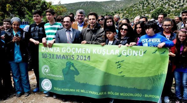 Dünya Göçmen Kuşlar Günü Lisinia'da Kutlandı