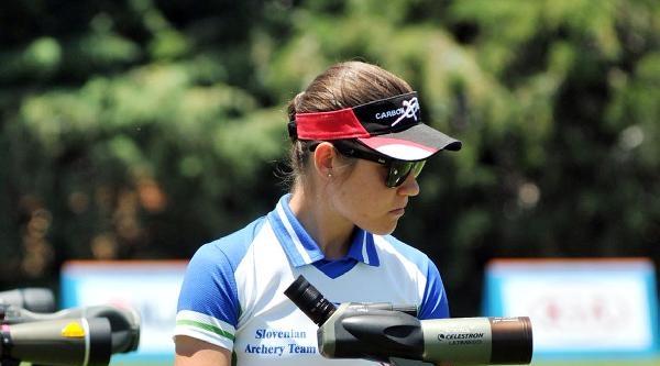 Dünya Okçuluk Şampiyonasi'nin 3'üncü Ayağı Antalya'da