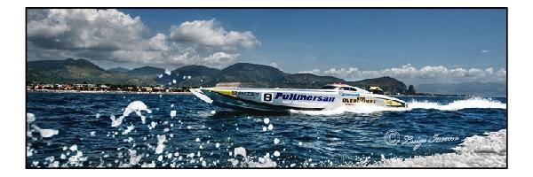 Dünya Powerboat Şampiyonasi'nda Tarık Öktem'den Sürpriz