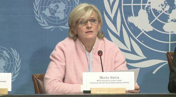 Dünya Sağlık Örgütü: 2012'de 7 Milyon Kişinin Ölümünde 'hava Kirliliği'nin Rolü Var