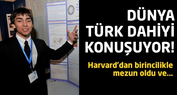 Dünya Türk dahiyi konuşuyor!