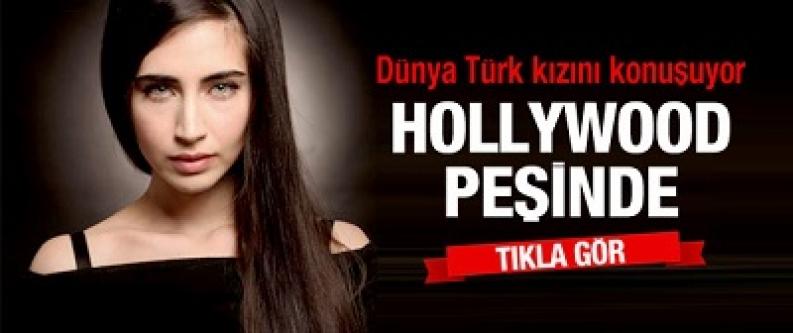 Dünya Türk kızını konuşuyor! Hollywood peşinde...