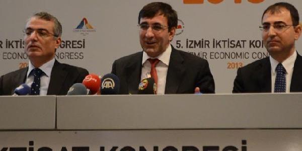 Dünya Ve Türkiye Ekonomisi Izmir'De Tartişilacak