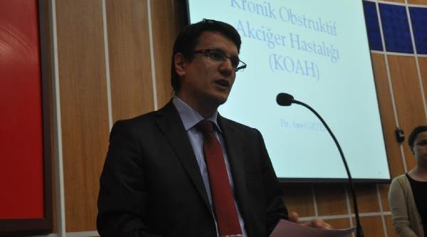 'dünyada 50 Milyon Koah Hastasi Var'