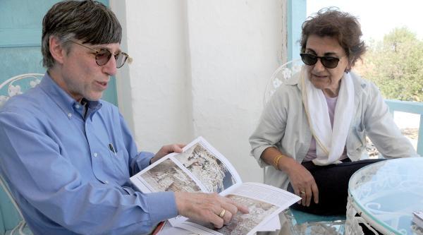 Dünyanın En Eski Çakil Mozaik Zemini Restore Ediliyor