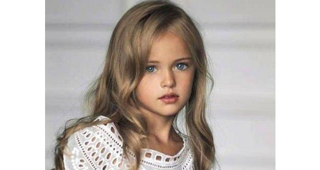 'Dünyanın en güzel kızı'