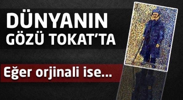 Dünyanın gözü Tokat'ta!