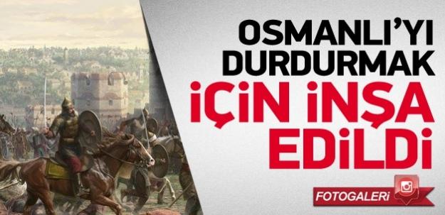 Dünyanın Osmanlı'dan Korunmak İçin İnşaa Ettiği Kaleler