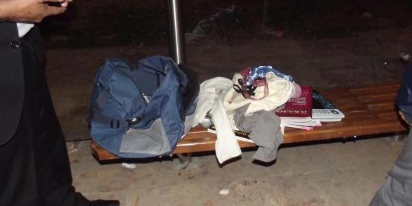 Durakta Unutulan Çanta Bomba Korkusu Yaşatti