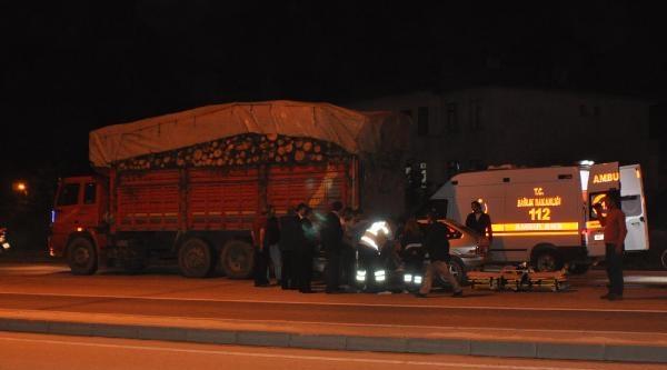 Düzce'de İki Kaza: 2 Ölü, 3 Yaralı