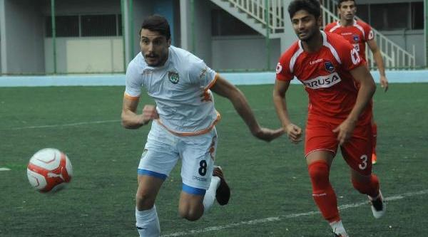 Düzyurtspor – Bursa Nilüferspor: 0–1