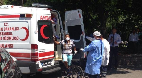 Ebola Şüphesi / Nijeryalı Kadın Ve Çocuğu Hastanede