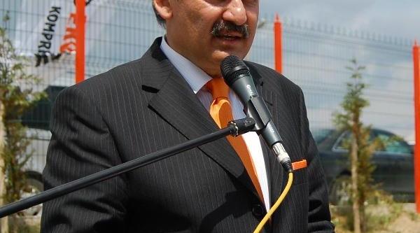 Edirne Osb Müdürü Görevinden Alindi