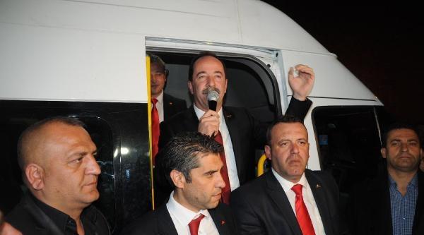 Edirne Ve Kırklareli'nde Chp'lilerin Davullu Zurnalı Kutlama