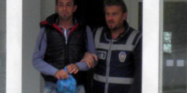 Edirne'de 4 Işyerine Giren Şüpheli Tutuklandi