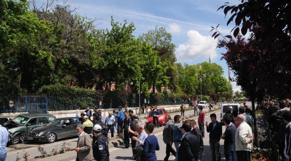 Edirne'de 6 Araç Birbirine Girdi